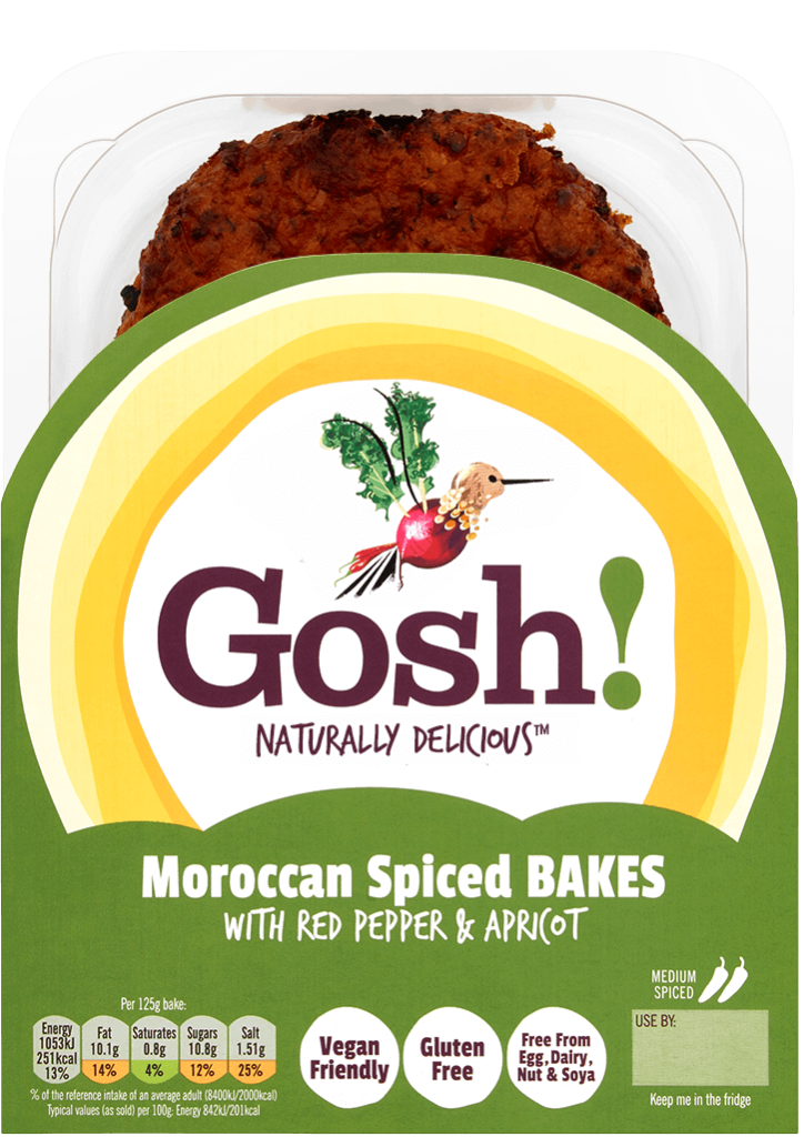 Moroccan Spiced Bakes