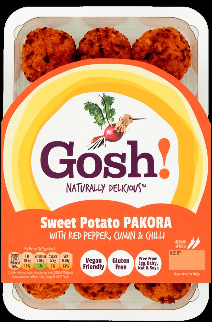 Sweet Potato Pakora