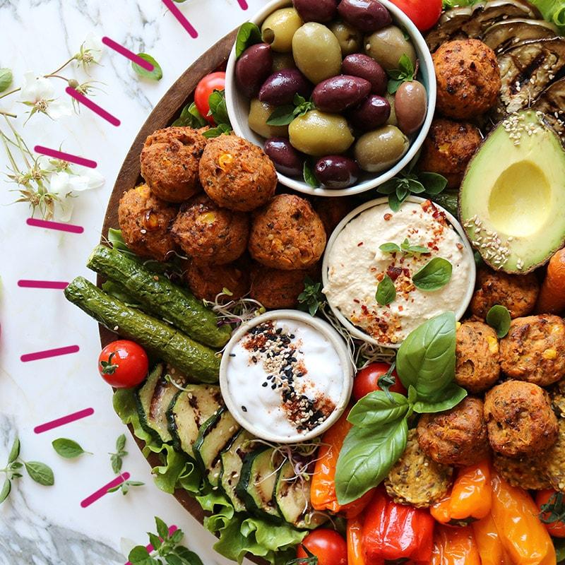 Vegan Falafel | Gluten Free Falafel | Gosh!