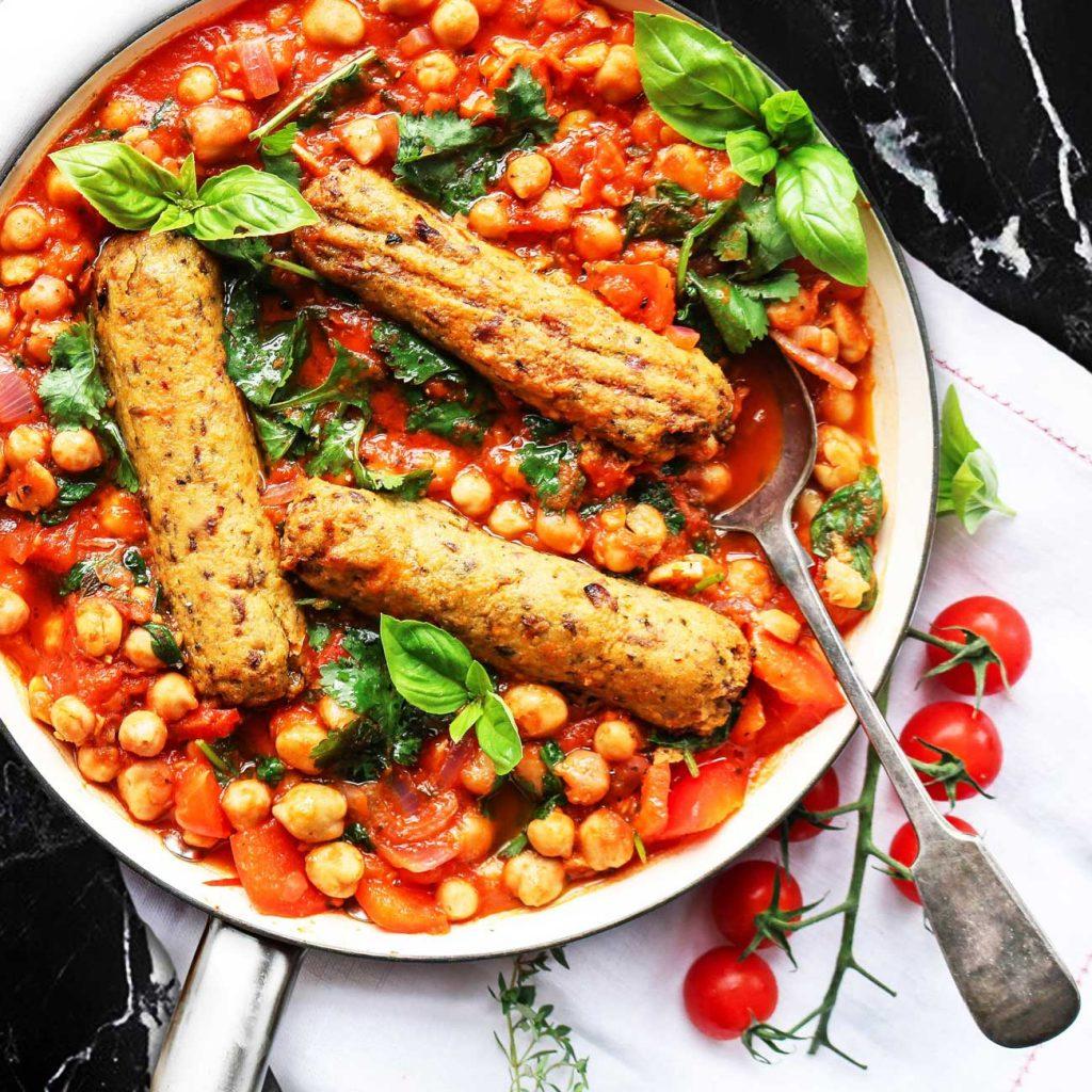 Vegan Sausages | Gluten Free Sausages | Gosh!