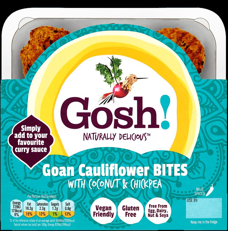 Goan Cauliflower Bites