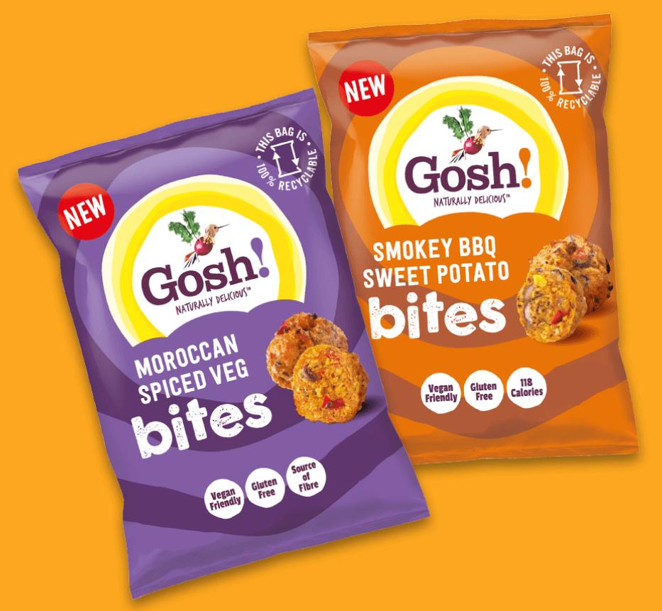duo gosh veggie bites